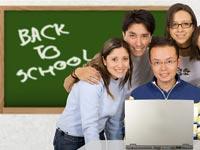 תלמידים סטודנטים חזרה ללימודים ילדים בית ספר / צלם: פוטוס טו גו